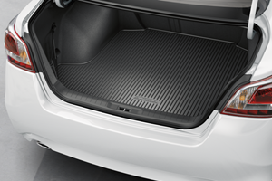 Rubber Trunk Protector Tray. Trunk Protector image for your Nissan Altima